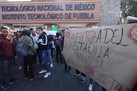 Se suman a protestas ITP y UTP por asesinato de estudiantes