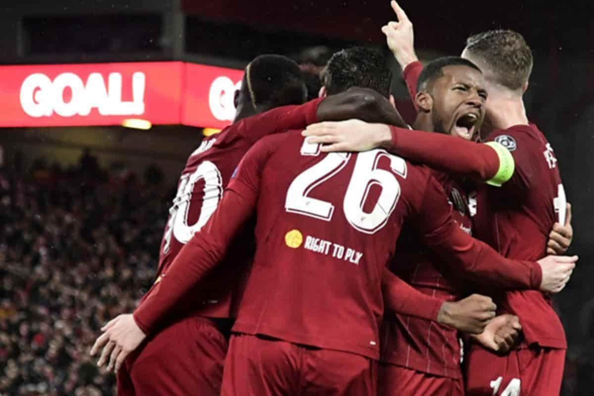 Atlético de Madrid elimina al Liverpool en la Champions