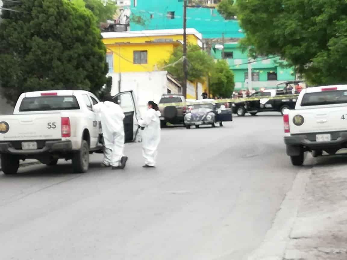 """Otro taxista """"pirata"""" fue ejecutado en la Colonia Arturo B. de la Garza"""
