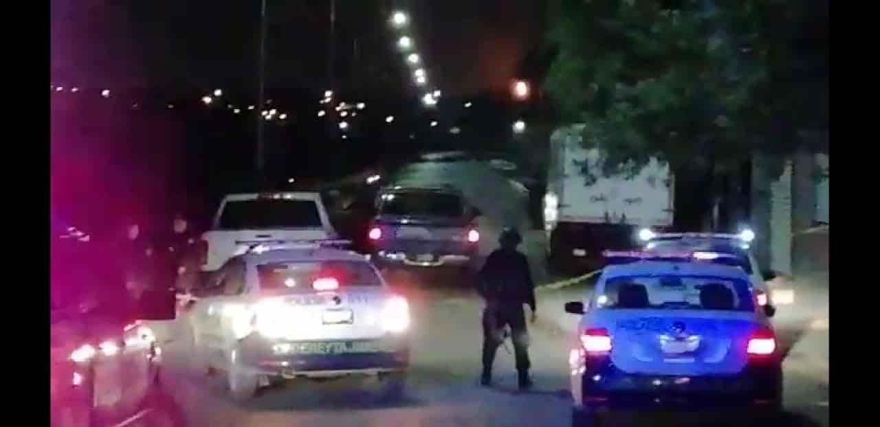 Se enfrentaron agentes de la AEI y hombres armados en Cadereyta