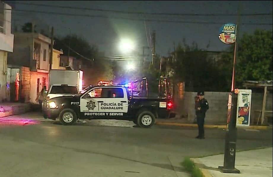Investigan si el ataque estaba dirigido contra un policía de Guadalupe