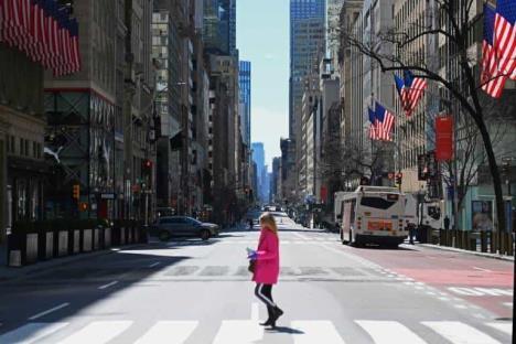 Trump considera cuarentena obligatoria en Nueva York