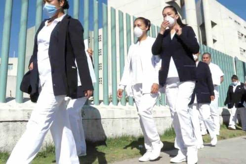 Por miedo a Covid-19, agreden a enfermeras en Guadalajara