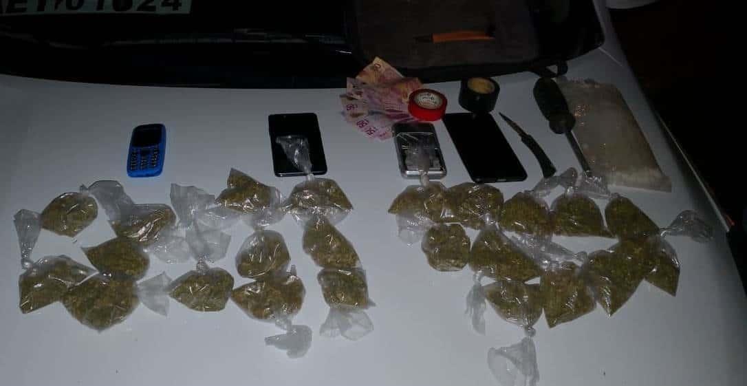 Ya eran buscados por las autoridades ante diversas denuncias, y además traían drogas
