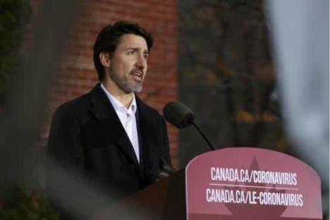 Sigue Trudeau en cuarentena pese a recuperación de su esposa