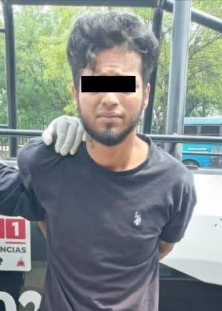 Los detenidos son de nacionalidad hondureña