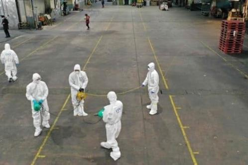 Corea del Sur se acerca a los 10 mil contagios de COVID-19