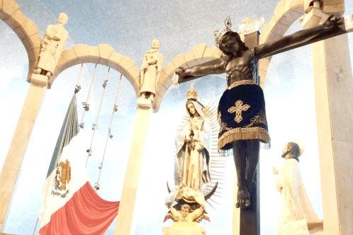Llegará imagen del Señor de la Expiración a catedral