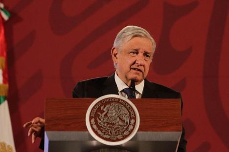 Quienes cuestionan plan, buscan reactivar la corrupción:AMLO