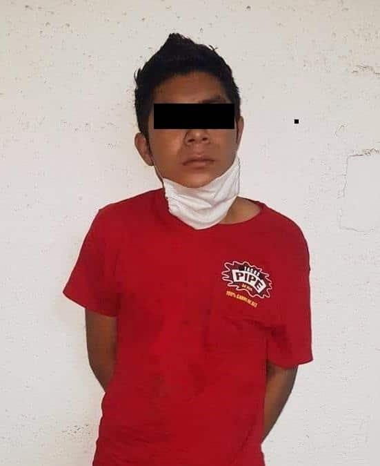 Lo arrestaron luego de robar y agredir a una mujer