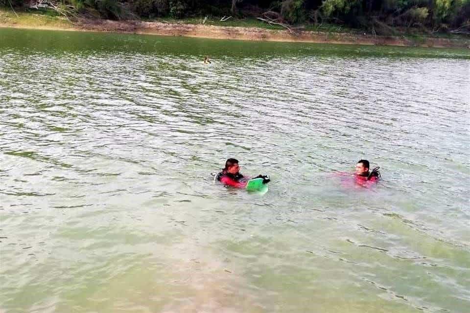 No se quedó en casa y perdió la vida al ahogarse un río