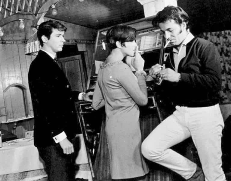 Actuó en la película Los Caifanes en 1966