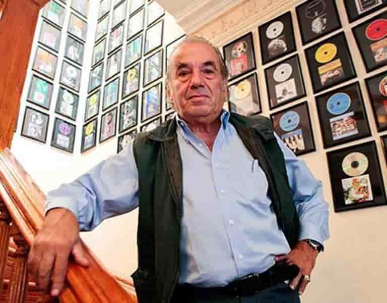 Adiós a Oscar Cháves El Caifán mayor
