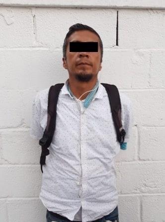 Lo arrestaron tras robar el acumulador de un auto