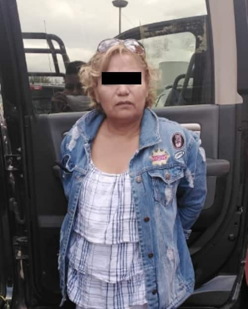 La detuvieron luego de intentar robar diversos productos de una tienda comercial