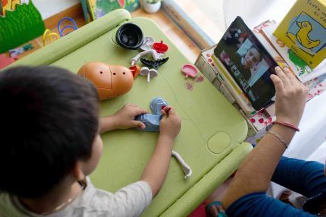 Ven 90% de efectividad de Aprende en Casa