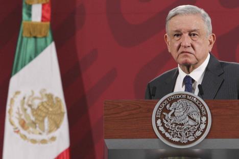 Ofrece AMLO revisar pacto fiscal