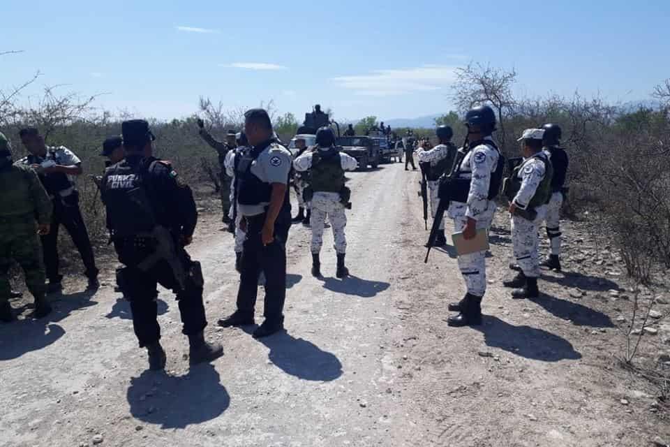 Elementos de la SEDENA fueron atacados por un comando armado que portaba una metralleta calibre 50