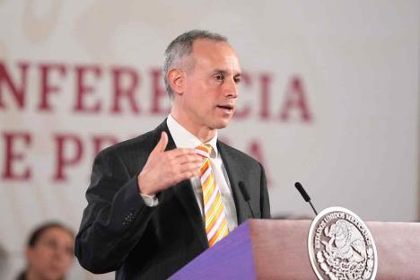 México está sobrestimando letalidad por Covid: López-Gatell