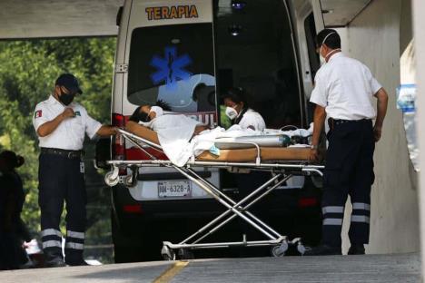 Suma México 501 muertes por Covid-19 en 24 horas