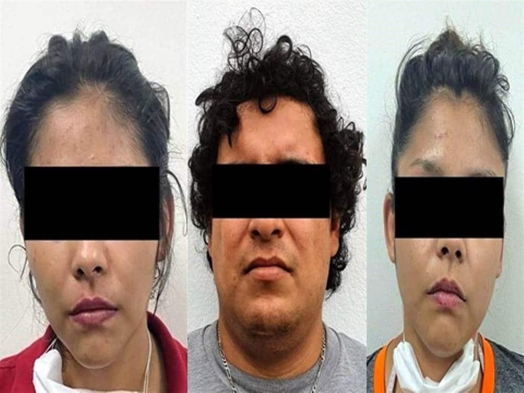 secuestraron a una mujer en su propia casa y fueron detenidos para ser vinculados a proceso