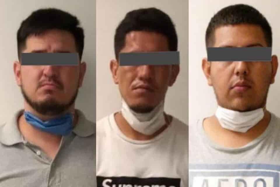 Los pistoleros acabaron con la vida de tres presuntos narcodistribuidores y dejaron a otro mal herido