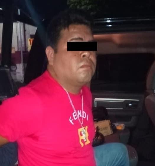 Las placas de su vehículo tenían reporte de haber participado en por lo menos cuatro robos con violencia a clientes de cajeros automáticos