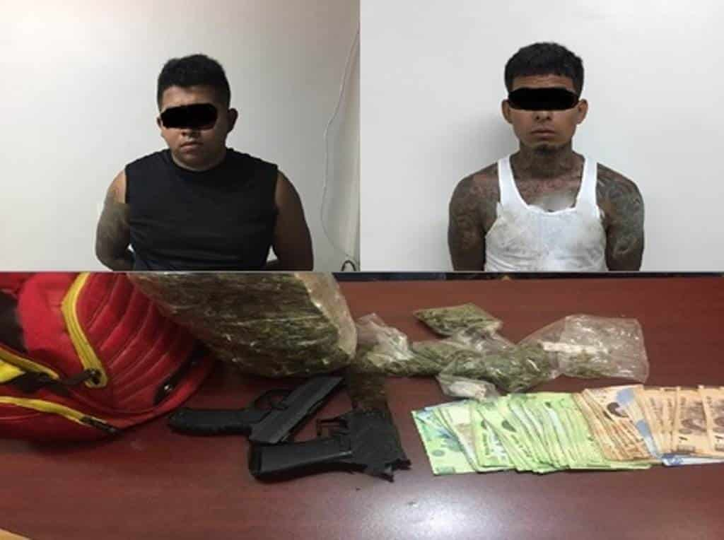 asaltaron con lujo de violencia a la contadora de una empresa despojándola de la nómina que haciende a más de 60 mil pesos
