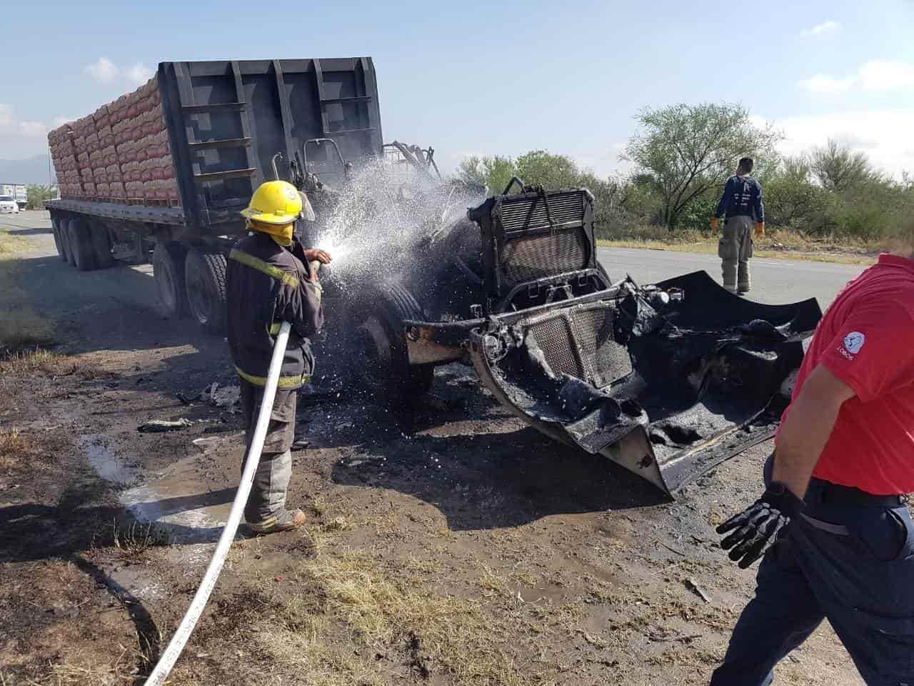 No se reportaron lesionados, únicamente daños materiales