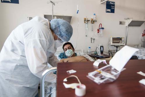 Covid-19 en México: 81,400 contagios y 9,044 muertes