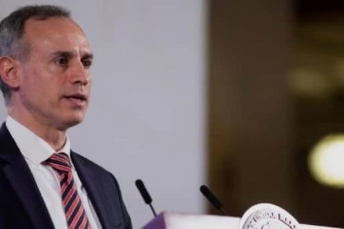 Senadores del PAN exigen disculpa pública de López-Gatell
