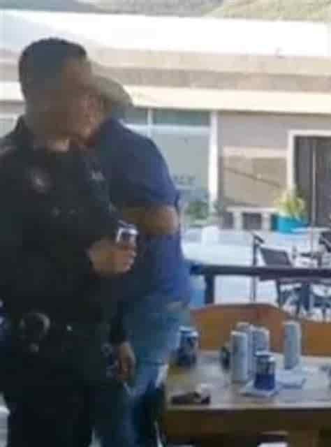 Rompieron la cuarentena y consumieron bebidas embriagantes con el uniforme puesto; fueron cesados