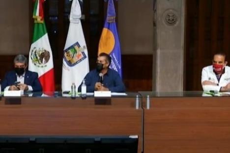 Presenta Nuevo León programa Nueva Realidad