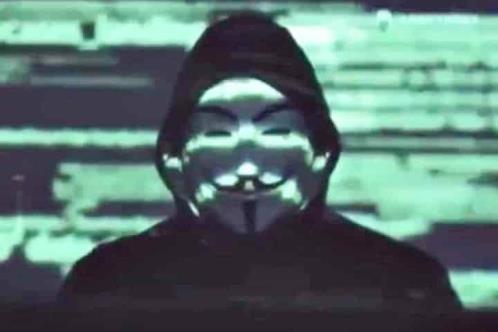Anonymous amenaza con exponer red de corrupción policial