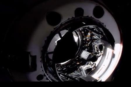 Cápsula Dragón se acopla a Estación Espacial Internacional
