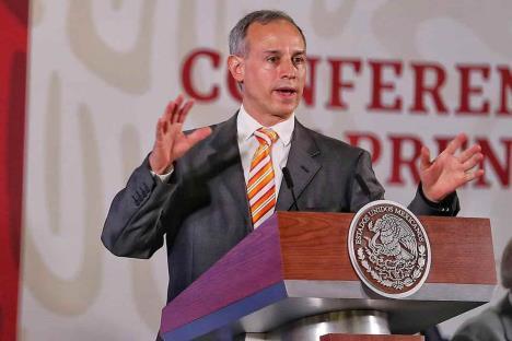 Senadoras piden disculpa pública a López-Gatell