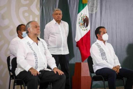A 18 meses del inicio de Gobierno, AMLO se dice satisfecho