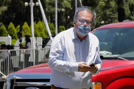 Confirman salida de Ricardo Rodríguez, titular del Indep