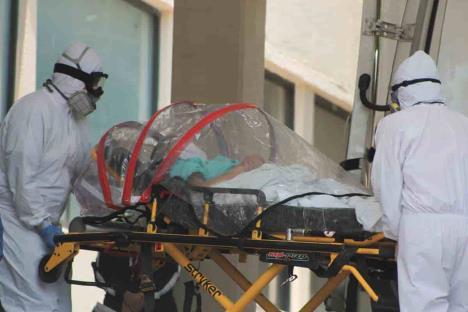 Coronavirus deja más muertes que inseguridad