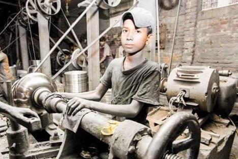 Preparan denuncias contra México por trabajo infantil