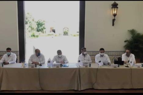 Se suma Guanajuato a bloque de gobernadores