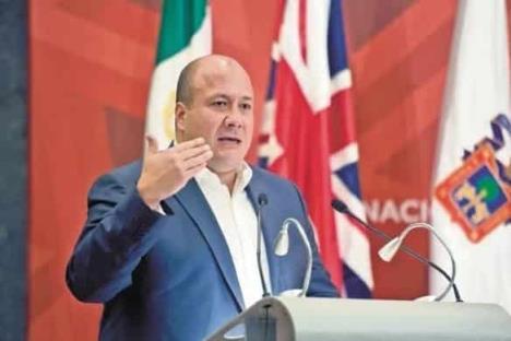 Gobernadores cierran filas con Enrique Alfaro
