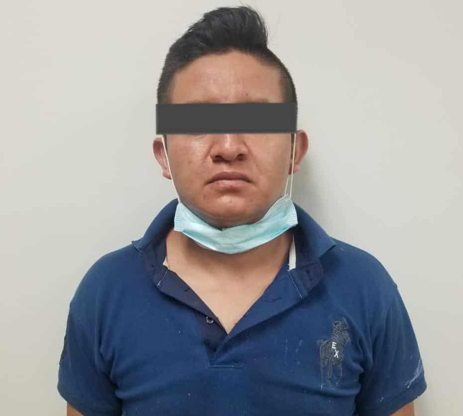 fue vinculado a proceso por el delito de robo calificado por robar la unidad del grupo Senda