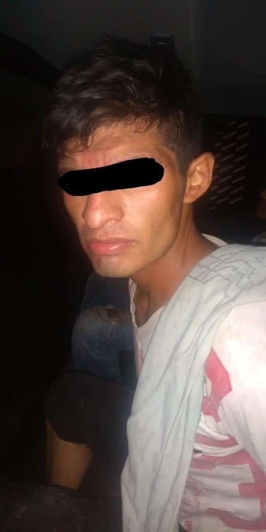 Detuvieron a dos delincuentes que fueron sorprendidos dentro de un domicilio