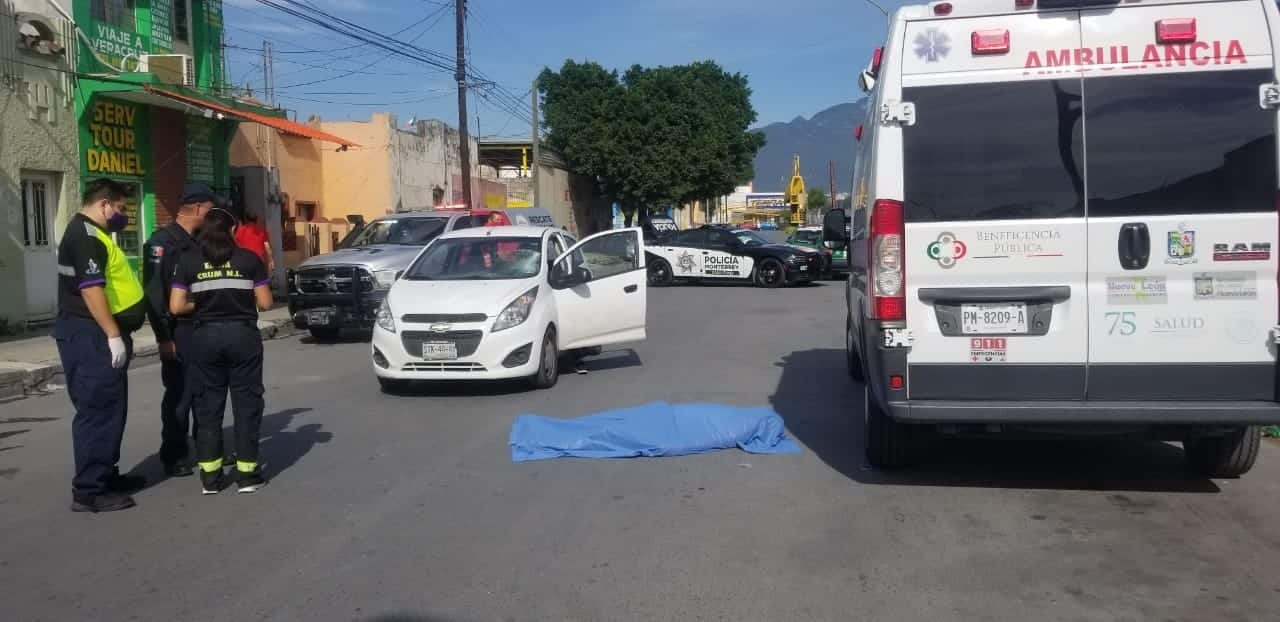 El joven falleció luego de ser arropellado por un automovilista