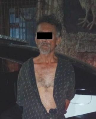 Se robó un abrigo de un negocio en el Barrio Antiguo