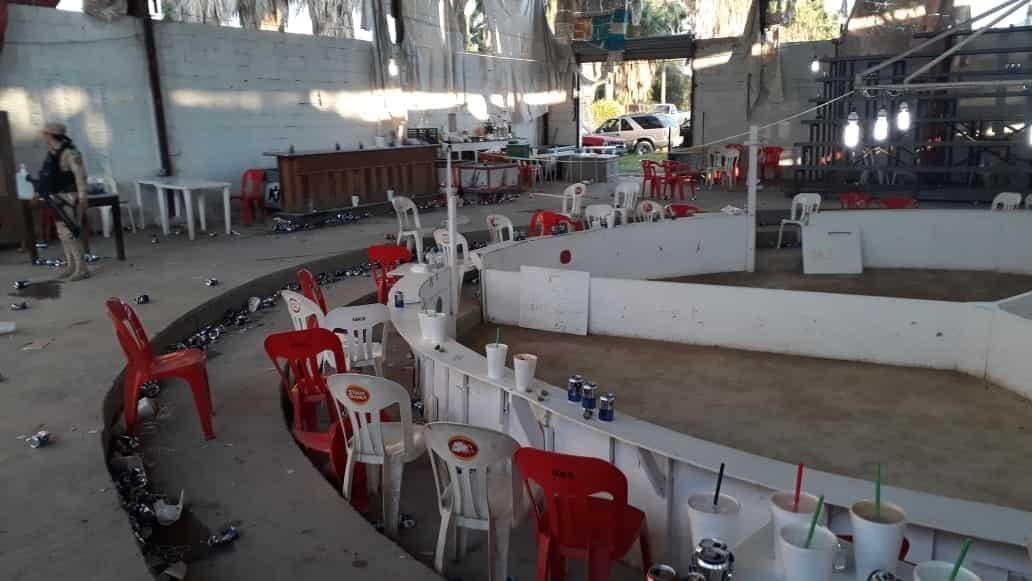 En una pelea de gallos clandestina fueron detenidas 46 personas en Terán