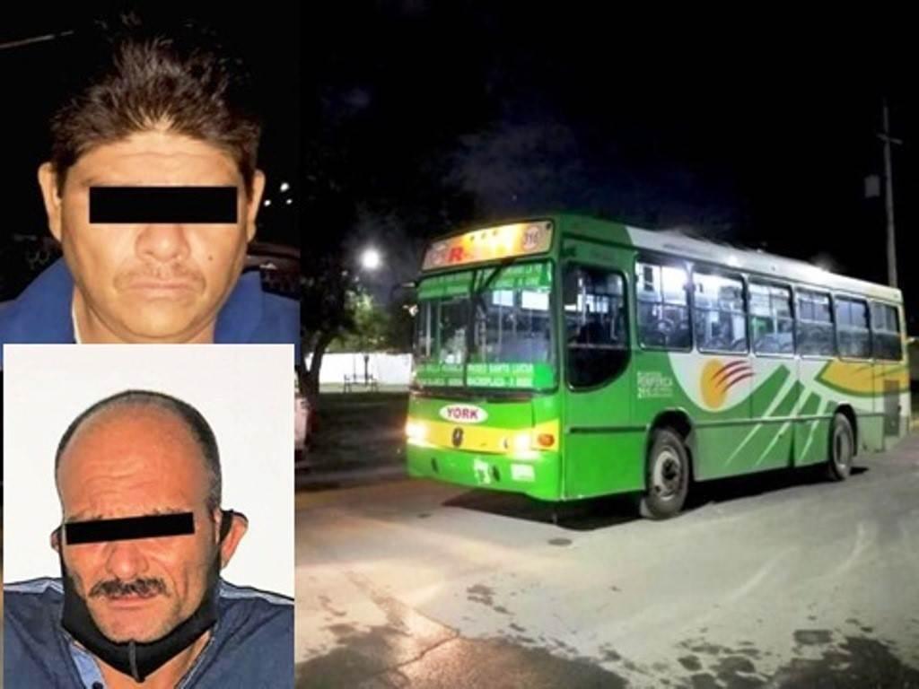 Dos delincuentes asaltaron la unidad de la ruta urbana