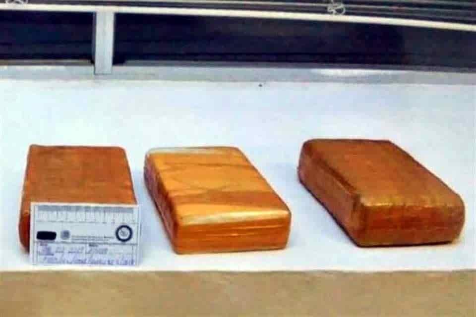 El narcotraficante fue sentenciado a 6 años y 8 meses de prisión, por transportar nueve kilos de cocaína