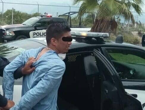 Lo detuvieron luego de entrar a robar a un domicilio de la Colonia Paseo de Cumbres